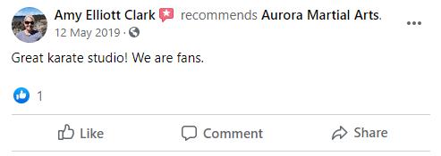 5, Aurora Martial Arts in Corvallis, OR