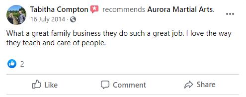 6, Aurora Martial Arts in Corvallis, OR