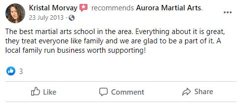 7, Aurora Martial Arts in Corvallis, OR