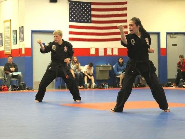 Teens & Adults Kenpo Karate Training in Corvallis