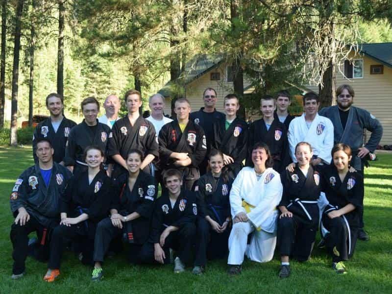 Teens & Adults Brazilian Jiu-Jitsu Training in Corvallis