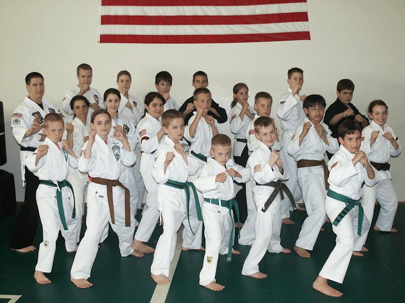 Preschool Karate Training in Corvallis
