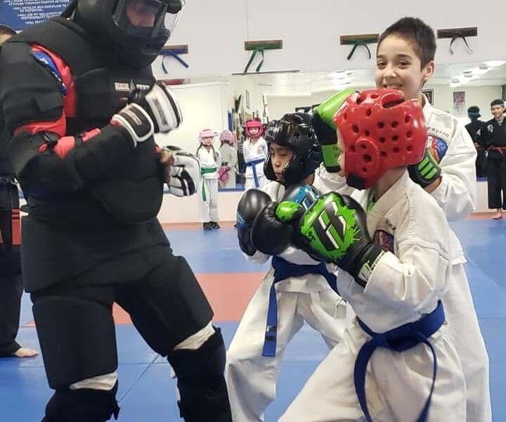 Kids Karate Training in Corvallis